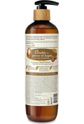 Naturals Argan Şampuan - Argan Shampoo 490 ml