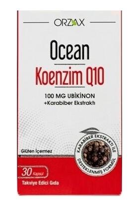 Ocean Plus Koenzım Q10 30 Kapsul