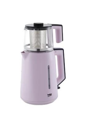 Beko cm 2940 P Pembe Çay Makinesi