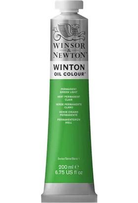Winsor & Newton 483 48 Winton Yağlı Boya Perm.green Light 200 ml
