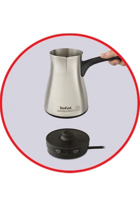 Tefal Coffee Expert Paslanmaz Çelik Türk Kahve Makinesi Inox - 1500634904