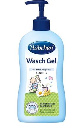 Bübchen Saç ve Vücut Duş Jeli 400 ml.