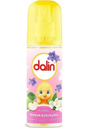 Dalin Bebek Kolonyası Floral 150 ml