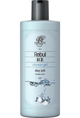 Rebul Ice Duş Jeli 500 ml x 4 Adet