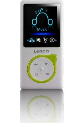 Lenco XEMIO-668 8gb Micro Sd Kartlı Media Player Mp4 Çalar Yeşil