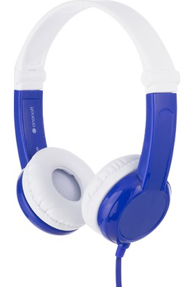 BuddyPhones Connect Çocuk Kulaklık Mavi