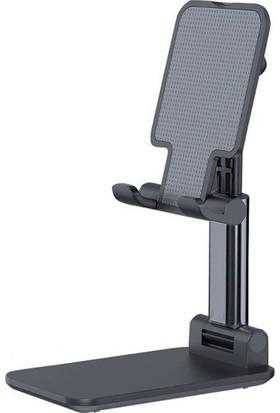 Wlue Profesyonel İki Kademeli Ayarlanabilir Telefon ve Tablet Tutucu Stand