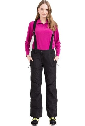 Colle Tabula Kadın Kayak Pantolonu Siyah