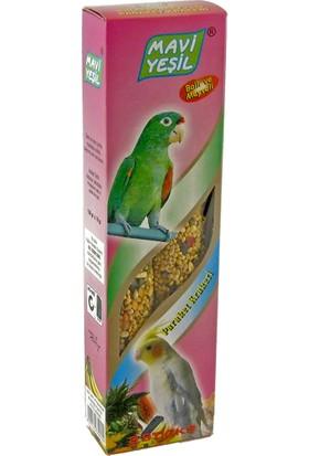 Mavi Yeşil Ballı ve Meyveli Paraket Krakeri 40'lı 130 gr