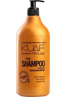 Kuaf Keratin Bakımı Için Tuzsuz Sülfatsız Saç Bakımı Şampuanı 1000 ml