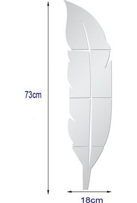 Dez Dekoratif Tüy Desen Akrilik Ayna