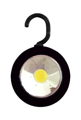 Wert 2614 Pilli Çalışma Lambası, 3W Cob LED