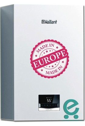 Vaillant Ecotec Intro 18/24KW Tam Yoğuşmalı Kombi