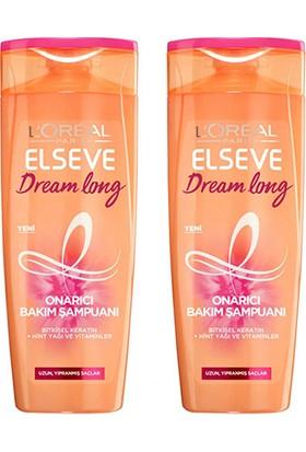 Elseve Dream Long Onarıcı Bakım Şampuanı 520 ml X(2 Adet)