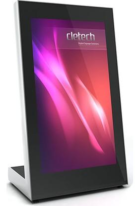 "Cletech Z Serisi 43"" Digital Signage Menuboard"