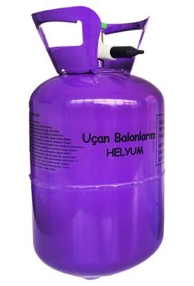 Acar Süs Uçan Balon + Helyum Gazı Tüpü 2,2 lt