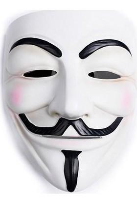 Samur V For Vendetta Maskesi