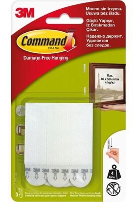 3m Command Cırt Cırt Bant 4'lü