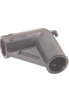 Sealux Köşe Tente Parçası 22 mm Siyah
