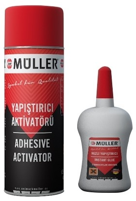 Müller MDF Kit 200 ml 50 gr