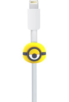 Coverzone Kulaklık Şarj Koruma Silikon Kablo Koruma No9
