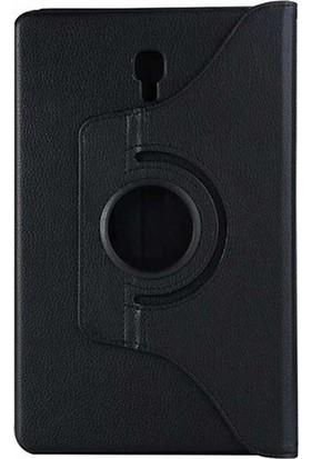 """Esepetim Samsung Galaxy Tab 4 T530 Dönerli Siyah 10.1"""" Tablet Kılıfı"""