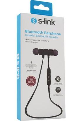 S-Link SW-BT14 Mıknatıslı Bluetooth Kulaklık