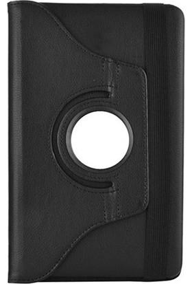"Esepetim Huawei MediaPad T5 Dönerli 10.1"" Tablet Kılıfı Seti Siyah"