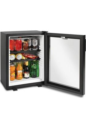 Elektromarla Drc 35 S Siyah Cam Kapı Minibar