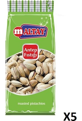 Maltay - Antep Fıstığı 140 gr 5 Adet Kutusu
