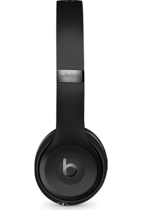Beats Solo3 Wireless Kulaklık - Beats Icon Collection - Mat Siyah MX432EE/A