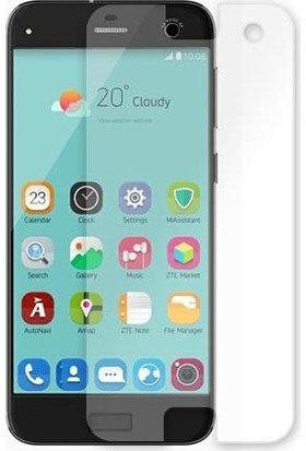 Zore Turkcell T70 Zore 2in1 Nano Micro Temperli Ekran ve Arka Koruyucu