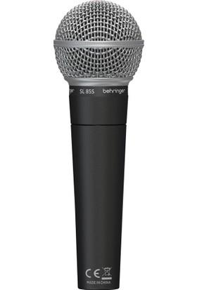 Behringer Sl 85S Dinamik Cardioid Vokal Mikrofonu
