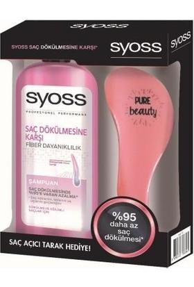 Syoss Şampuan Dökülme Karşıtı 550 ml + Tarak