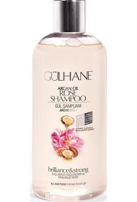 Gülhane Gül Şampuanı Argan Yağlı - 400 ml