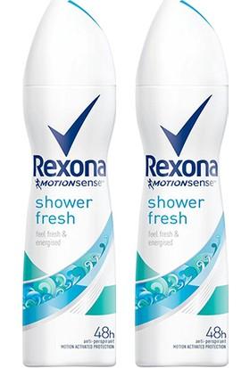 Rexona Shower Fresh Kadın Deodorant 150 ml x 2 Adet