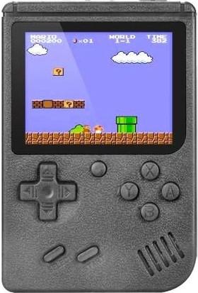 Kontorland 400 Oyunlu 8 Bit Classic Mini Atari Mario Oyunlu Oyun Konsolu