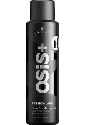 Osis Schwarzkopf Osis+ Session Label Süper Kuru Saç Sprey 150 ml