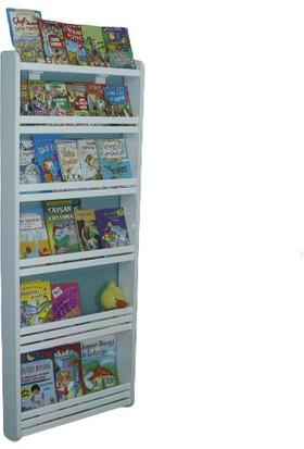 Emdief Home - Rüya Serisi 6 Raf Montessori Kitaplık