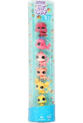Hasbro Littlest Pet Shop Minişler Seri 3 E1956-E2256