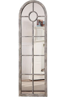 Beyma Home Flacher Dekoratif Pencere Ayna