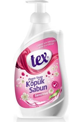 Tex Köpük Sabun Sensitive 750 ml