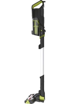 Hoover HFREE500 Single Cyclone Dikey Şarjlı Süpürge - [Siyah-Yeşil]