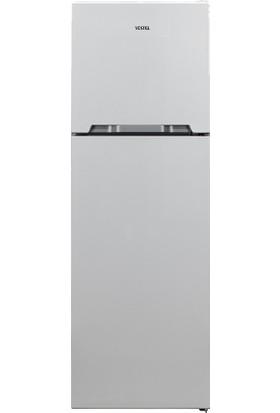 Vestel NF270 A+ 270 lt No-Frost Buzdolabı