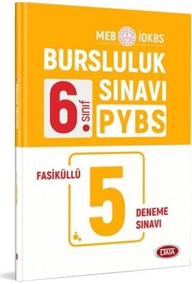 Editör Yayınları 6.Sınıf Bursluluk 5 Deneme Sınavı (İOKBS-PYBS)