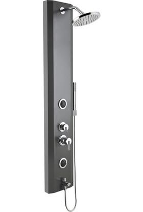 VitrA Move Masajlı Duş Sistemi (Füme) (140x25 cm)