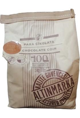 Altınmarka Sütlü Para Kuvertür Çikolata 5 kg