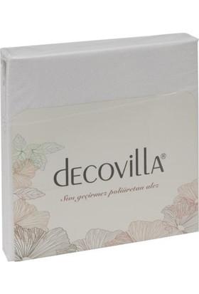 Decovilla 180 x 200 Pamuklu Fitted Sıvı Geçirmez Alez