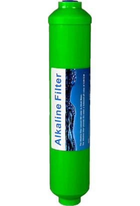E-Water Su Arıtma Cihazı 7'li Filtre Seti Vontron Membranlı 4'lü Mineral Alkali Filtre