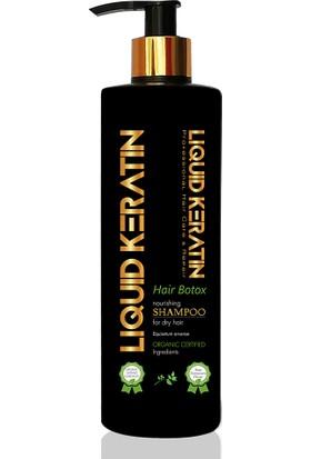 Liquid Keratin Titanyumlu Keratin Saç Bakım Seti